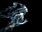 Smoke Lady by ~desperadofromhell on deviantART