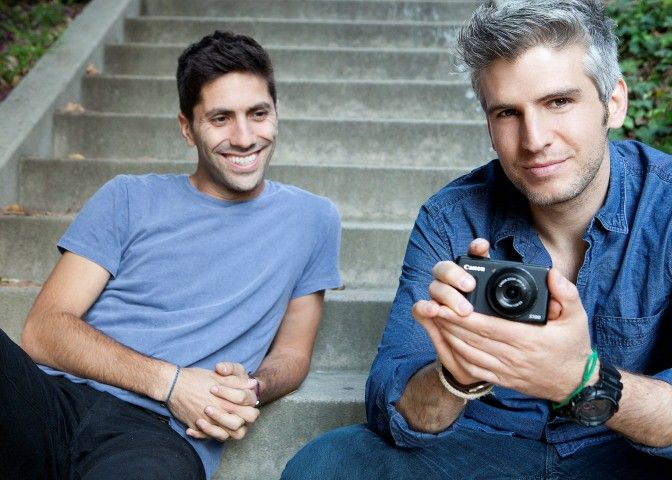Let's take a minute to appreciate how perfect Max Joseph and Nev Schulman are. *Swoon*. In all seriousness though, I do think Catfish is one of the best shows to ever come out of MTV. They handle each episode so carefully and seem to be genuine gents. I LOVE THEM.