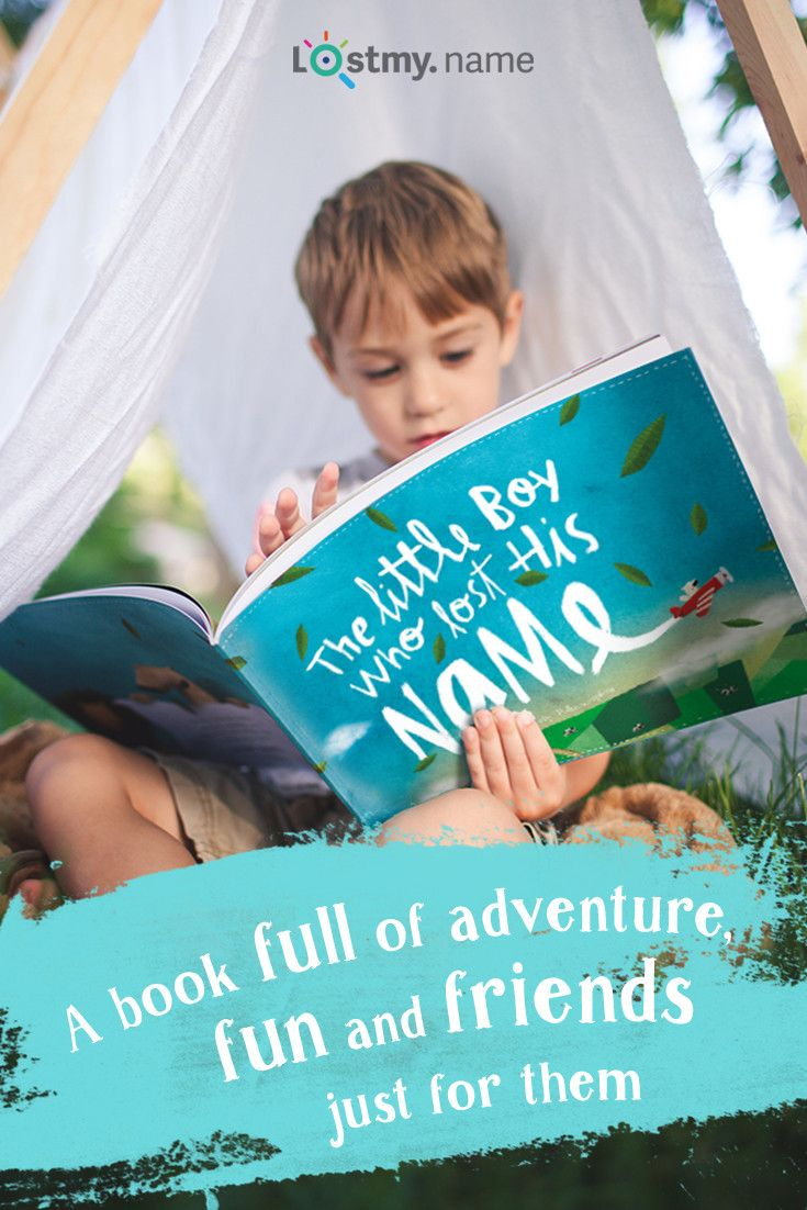 Kids get hopelessly, happily, hilariously lost in their own special stories, from Lost My Name. Based on the letters of their name, it's a book to read, share, and treasure forever. Create yours today!
