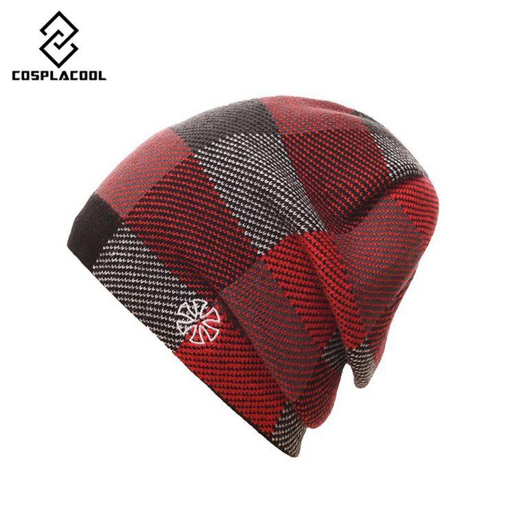 $5.64 (Buy here: https://alitems.com/g/1e8d114494ebda23ff8b16525dc3e8/?i=5&ulp=https%3A%2F%2Fwww.aliexpress.com%2Fitem%2FCOSPLACOOL-NEW-fashion-winter-knitting-wool-hat-ski-cap-ski-skating-hats-beanies-head-warm%2F32703907870.html ) [COSPLACOOL] NEW fashion winter knitting wool hat ski cap ski skating hats beanies head warm for men woman winter hat for just $5.64