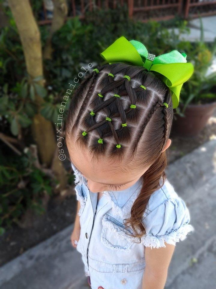 13 Peinados de trenzas para ninas de cabello corto