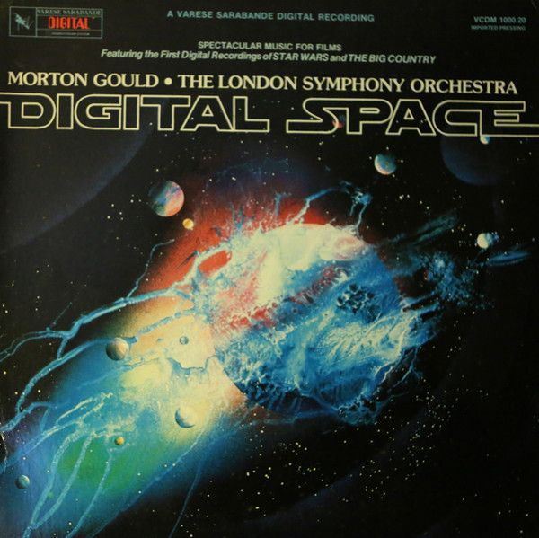 Morton Gould, The London Symphony Orchestra - Digital Space at Discogs