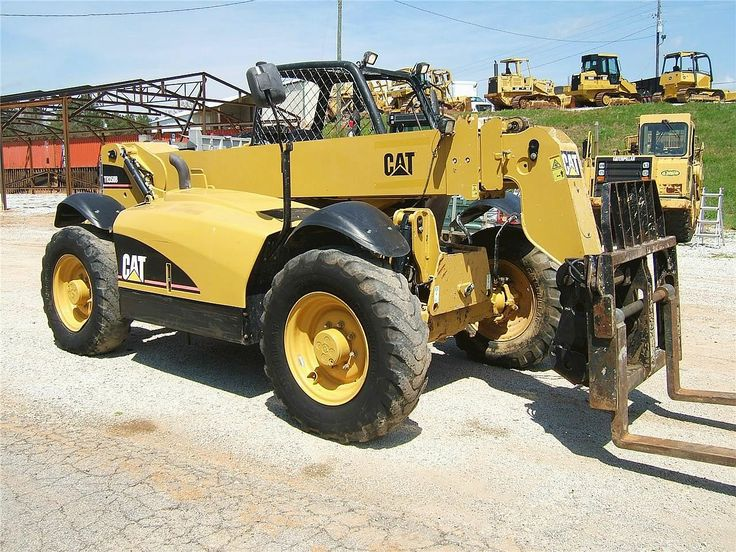 If you are looking for pre owned #caterpillar forklift for you or your organization, then we have more than 1000 #forklift available for sale in properly functioning condition for cheaper across the USA by our online machinery traders. You can get free price quotes for new and used forklifts at http://www.hifimachinery.com/used-machinery/2005/forklift/caterpillar/th350b/918/