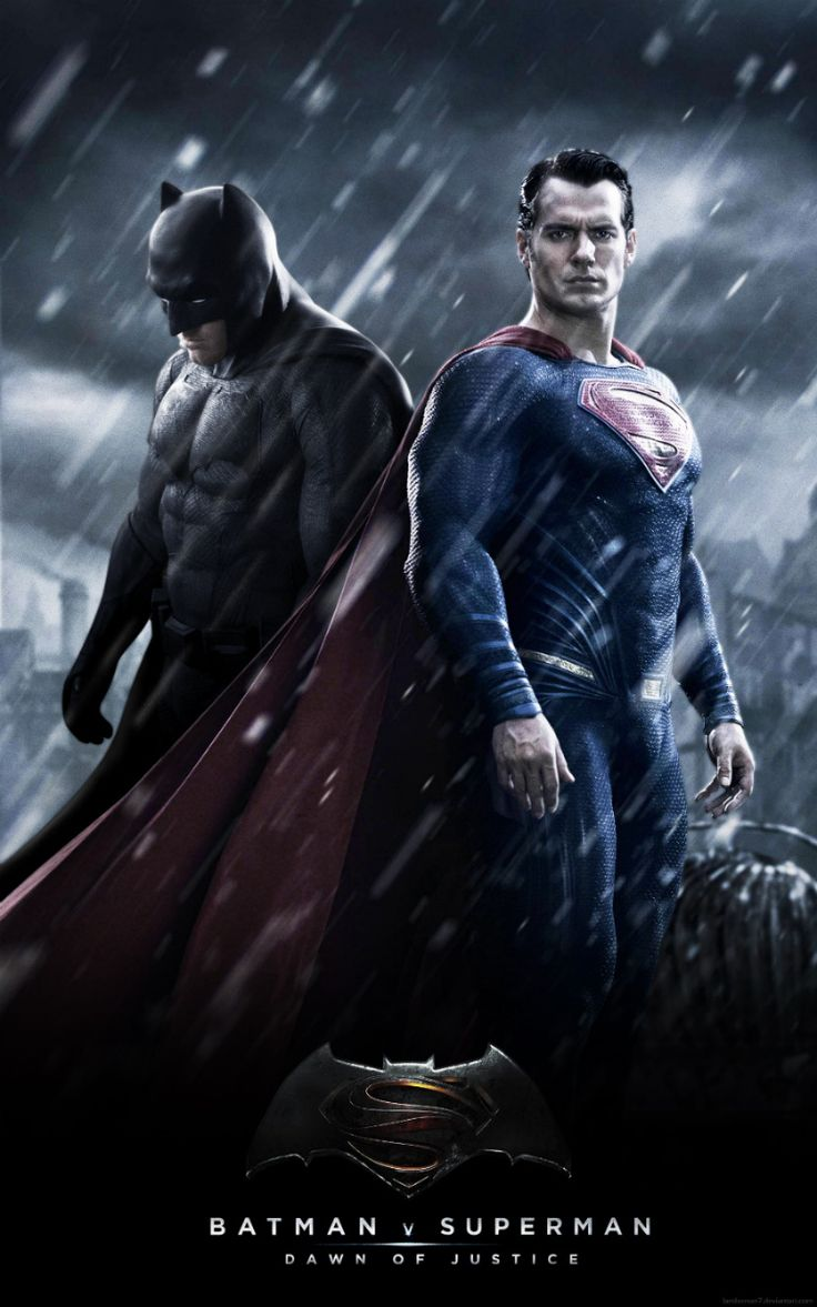 Batman vs Superman Trailer organizado cronológico de 11 minutos