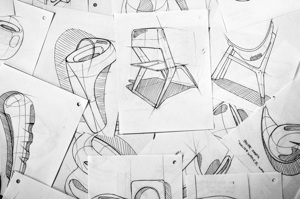 Sketches on Behance
