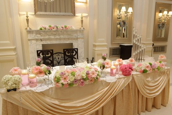 ディズニー 結婚式 メインテーブル - Google 検索