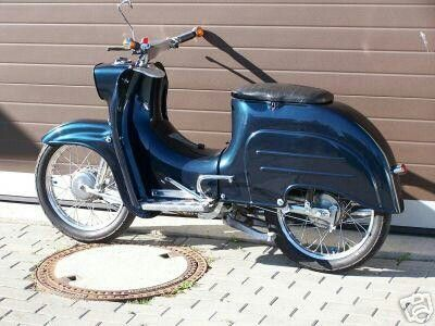 Pin by makke on simson schwalbe kr50 51 pinterest 51 for Garage scooter nice
