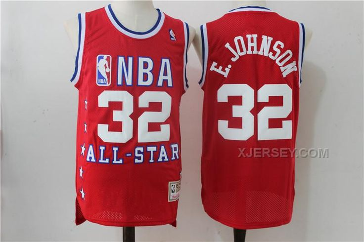 http://www.xjersey.com/all-star-magic-johnson-red-hardwood-classics-jersey.html Only$34.00 ALL STAR #MAGIC JOHNSON RED HARDWOOD CLASSICS JERSEY Free Shipping!