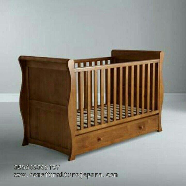 Tempat tidur bayi berkualitas dengan bahan baku pilihan dan dibuat oleh orang-orang ahli dibidangnya