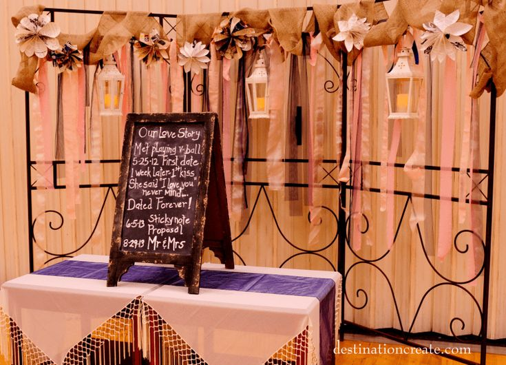 Wedding Decor Rentals Denver-backdrops