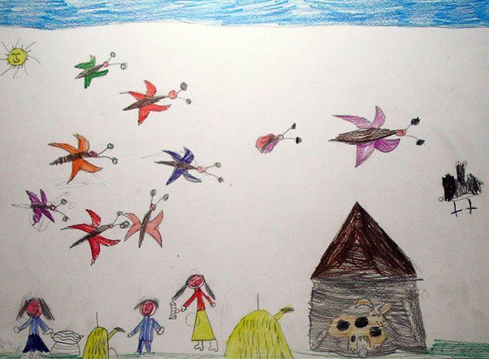 I bambini vedono un mondo bellissimo!!!