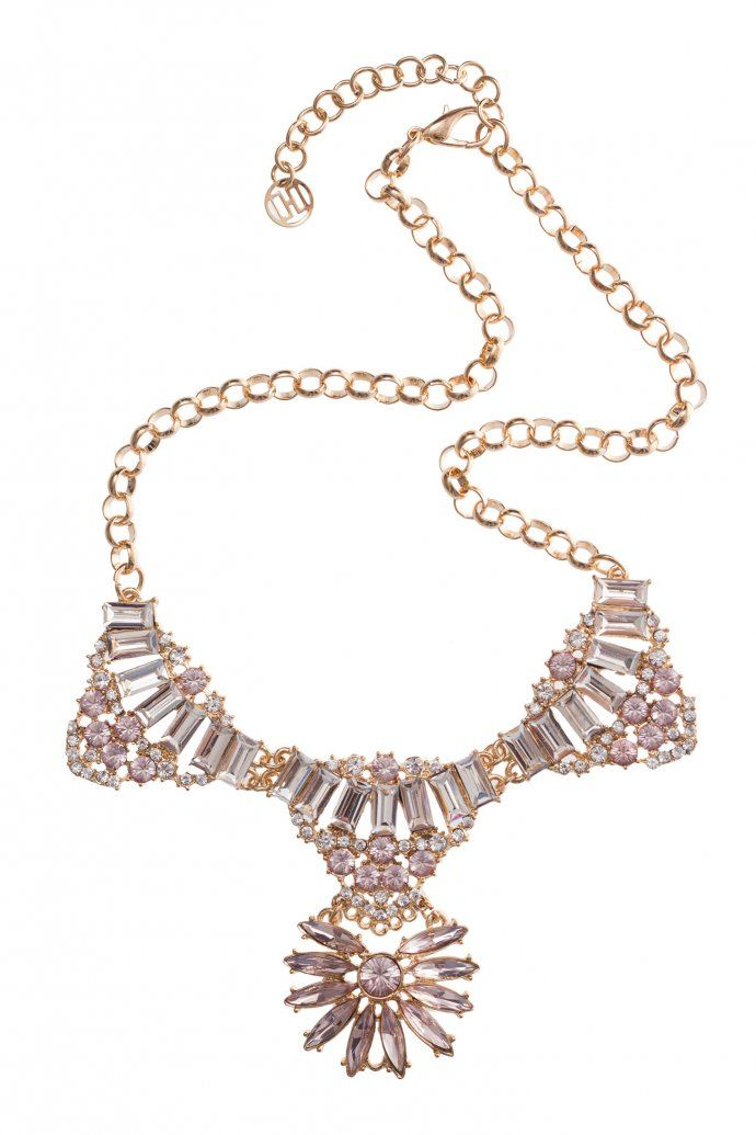 Fashion Statment Necklace $19.95