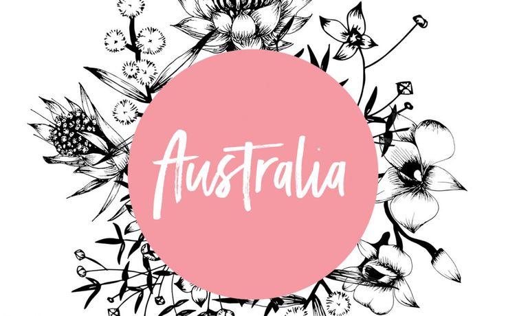 Cover Design – Native Australian Flowers