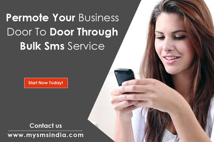 You can easily reach out millions of your target audiences, prospects and all types of customers‎ with bulk SMS marketing. @ https://goo.gl/uB2k5v