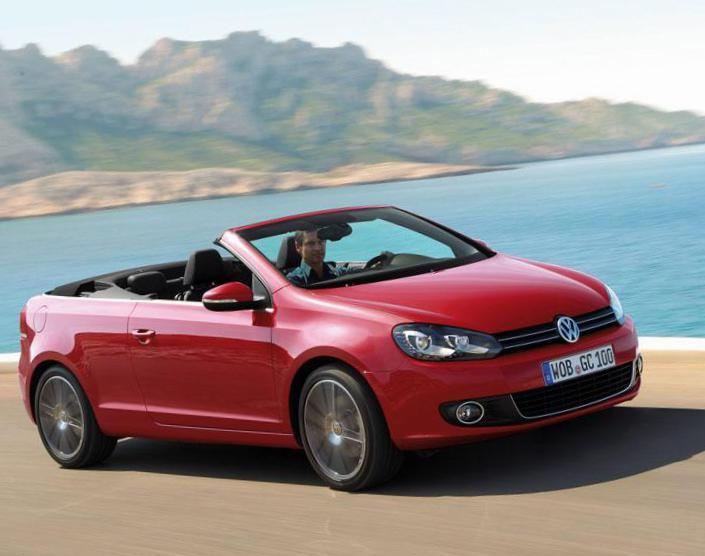 Golf Cabrio Volkswagen price - http://autotras.com