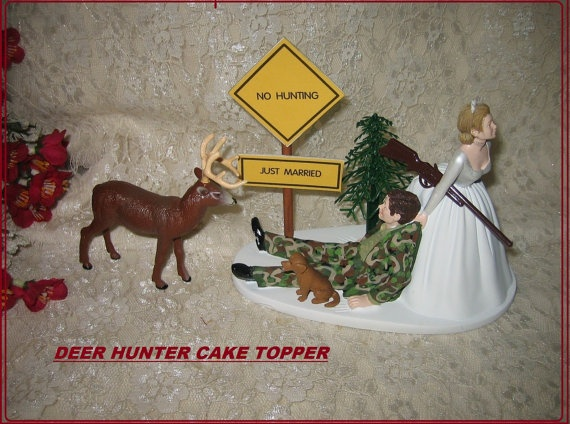 photo wedding cake toppers pin deer buck cake 50th birthday cake on 6499