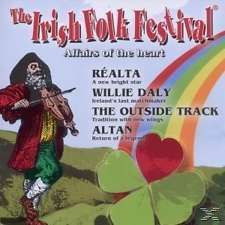 The Irish Folk Festival - VARIOUS FOLK [CD]