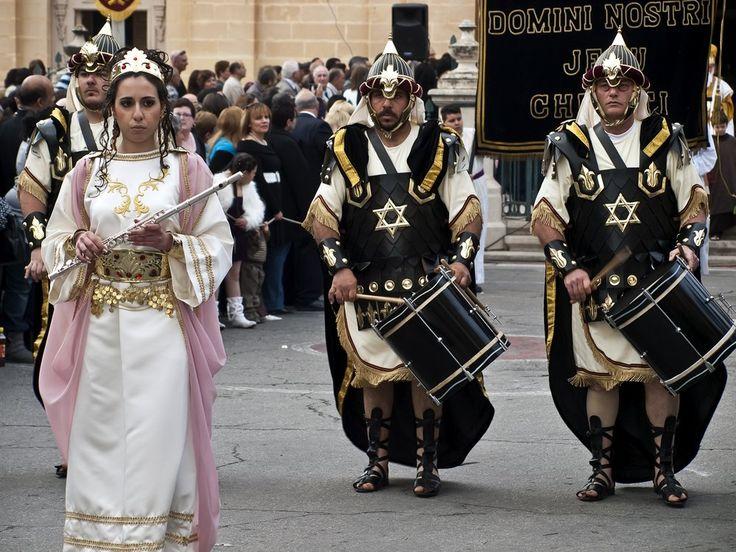 Wielkanoc: Malta