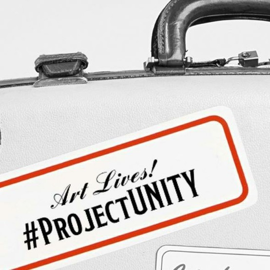 #ProjectUNITY - Created to get the indie arts back to collaborating with each other, instead of competing against each other. Thanks to this hashtag campaign in 2010, we were able to throw away the old contacts and start fresh with new, optimistic, undiscovered talent. CHEERS!