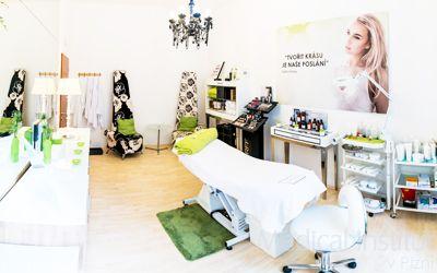 Prostředí Institutu Krásy zachovává diskrétnost a zajišťuje nejvyšší možný komfort pro své klienty.