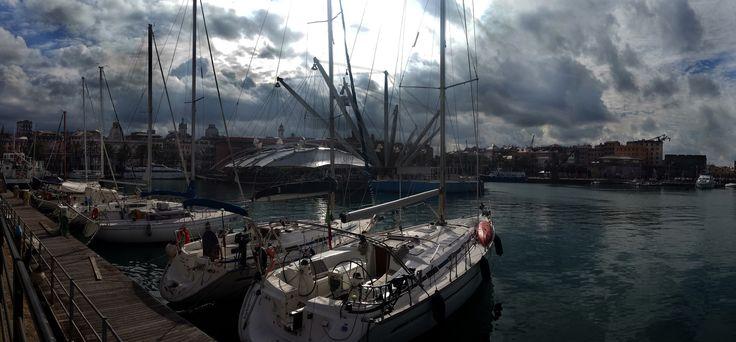 Porto Antico - Genova   da Vitto P.