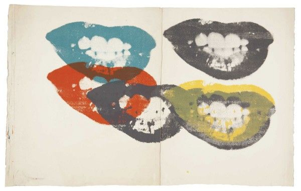 Andy Warhol And Christie's Achieved $2,300,000 At Online Auction