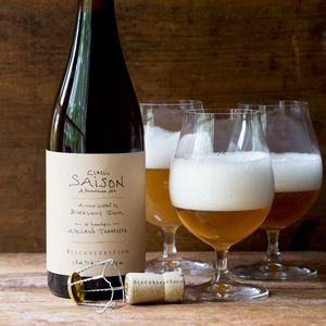 Blackberry Farm's Classic Saison Beer Debuts at Billy Reid