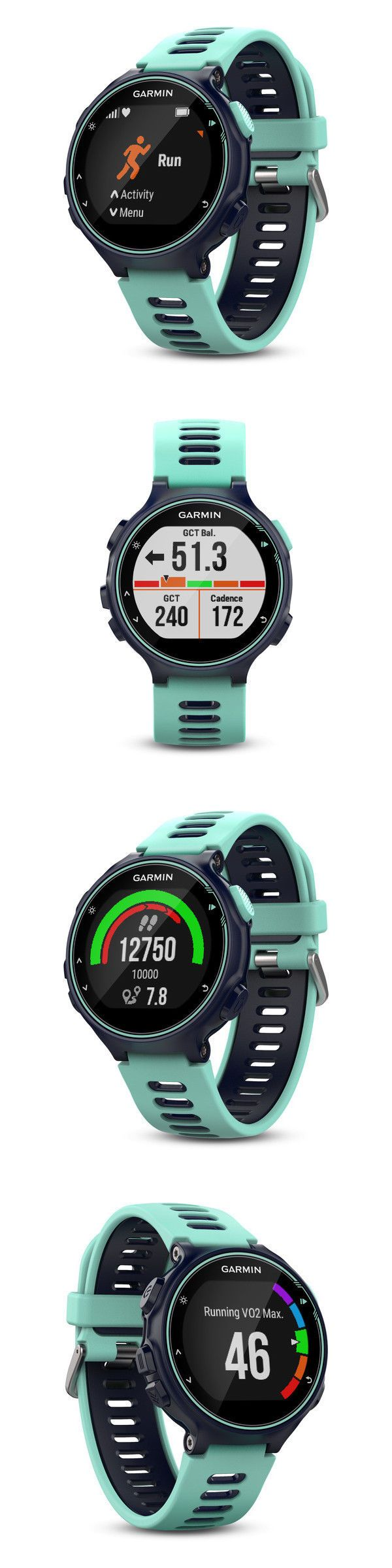 GPS and Running Watches 75230: Garmin Forerunner 735Xt Gps Triathlon Watch Multi Sport Wrist-Based Heart Rate -> BUY IT NOW ONLY: $399 on eBay!