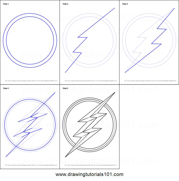 Drawing Supermans S Emblem In 10 Steps To Make Pinterest
