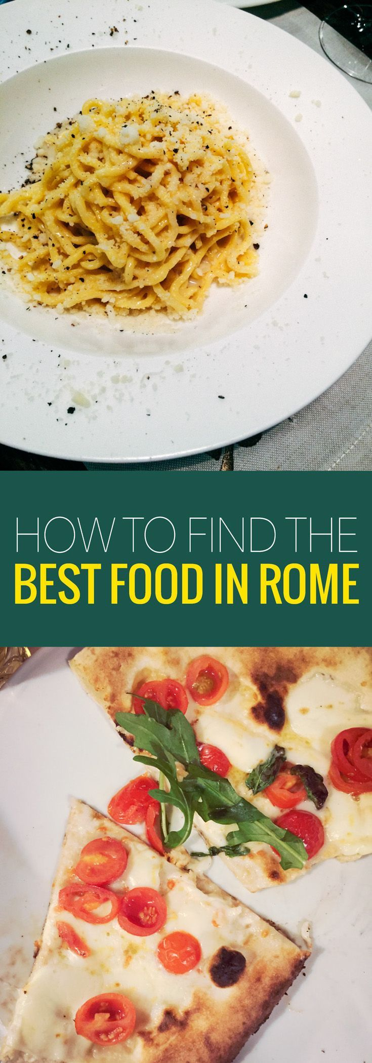Learn where to find the best food in Rome with this Rome food tour by Walks of Italy. Highly recommended! ~ http://www.baconismagic.ca