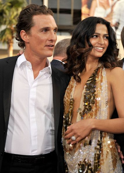 Camila Alves and Matthew McConaughey expecting third child