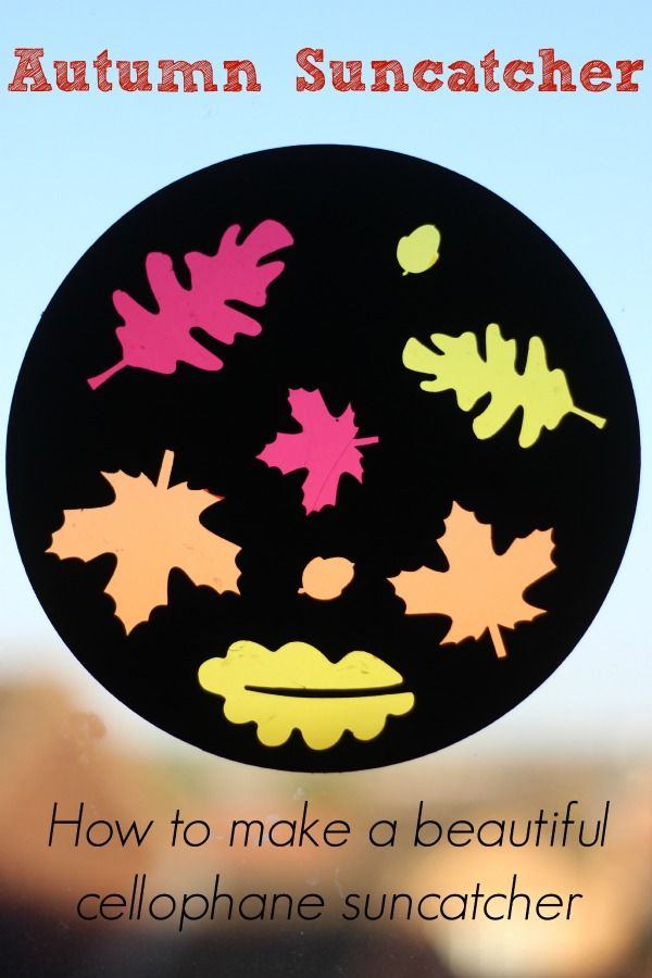 This autumn leaf suncatcher is the perfect way to celebrate the fall.  A perfect craft activity for kids especially teens and tweens from Mum in the mad house