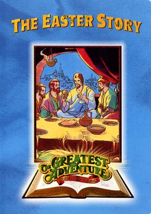 Greatest Adventure: The Easter Story - DVD