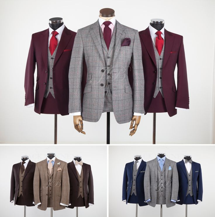 Likin the brown ... Wedding Suit Trends for 2014 | Bespoke-Bride: Wedding Blog