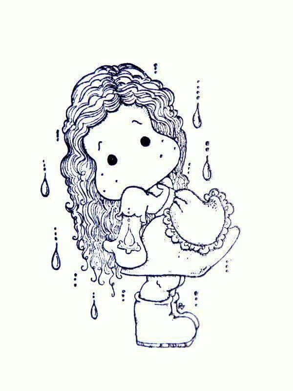 Spring Fever16 - Spring Rain Tilda