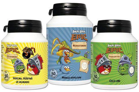 Uutuus: Angry Birds Epic Puolustus