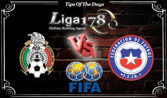 Prediksi Skor Mexico Vs Chile 2 Juni 2016