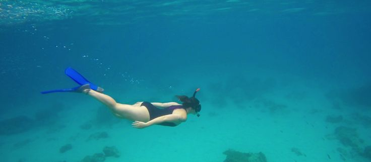 Snorkelling the Gili Islands