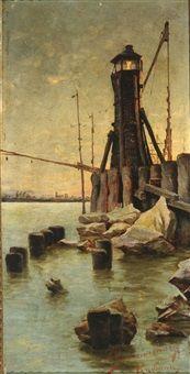 Lighthouse at Ravenna