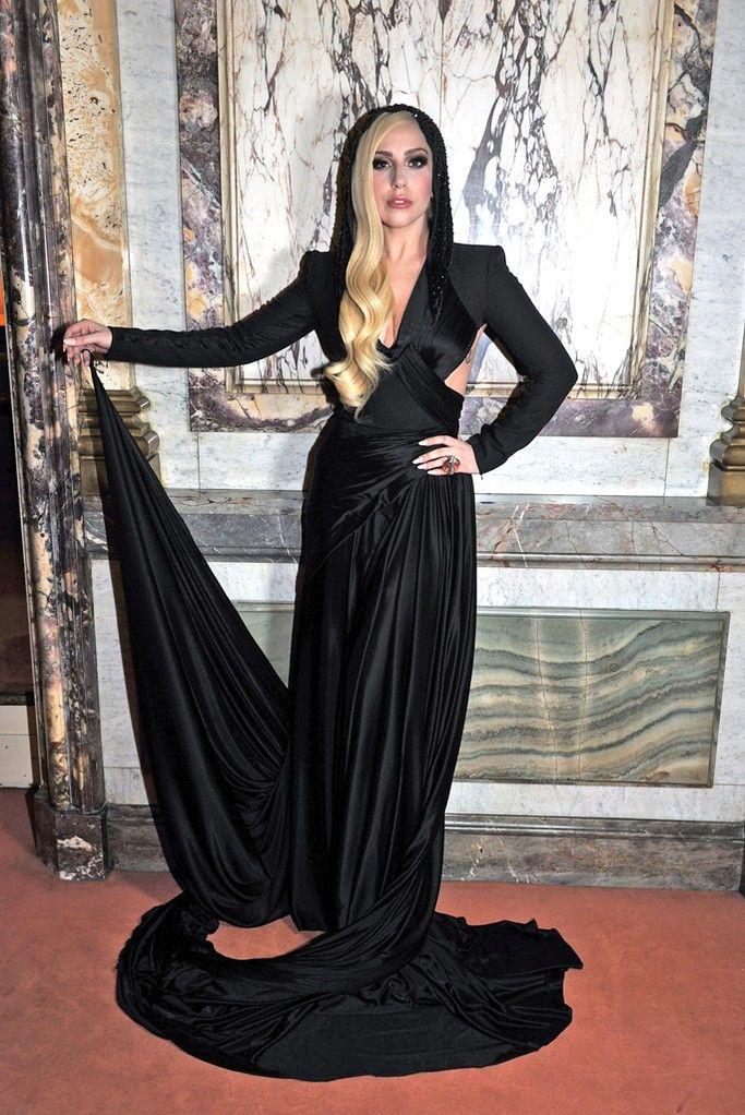 Lady Gaga Funeral