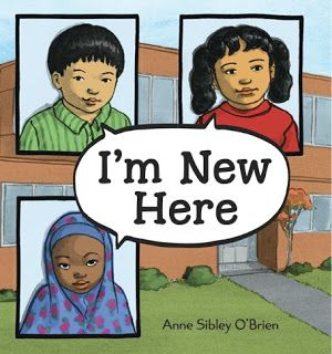 New Book Alert: I'm New Here by Ann Sibley O'Brien | The LogonautsGreat new book on diversity and immigration!
