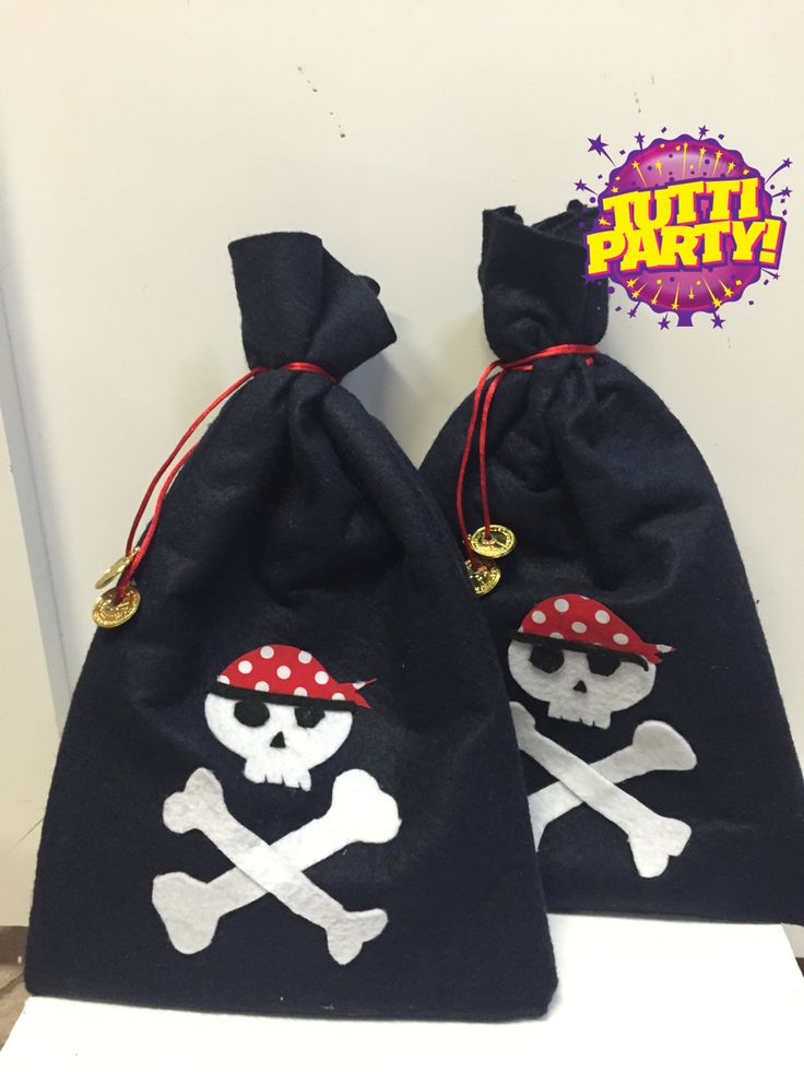Pirate Party favor bag, Party favor pirate Party ideas, dulceros de piratas, fiesta de piratas, pirate Party decorations