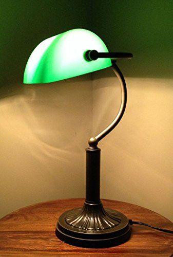 400 kr. Bankers Tiffany Table Lamp Tiffany lighting company http://www.amazon.co.uk/dp/B00GOPI4YY/ref=cm_sw_r_pi_dp_THC3wb1YEFG2X