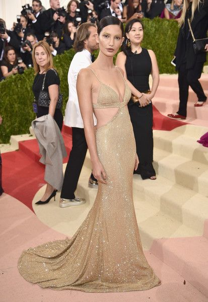 """Lilly Aldridge in Michael Kors Collection 