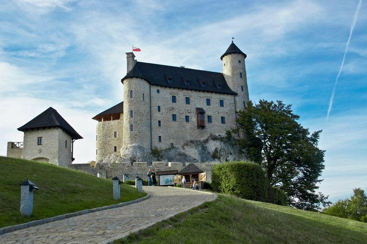 Bobolice - Poland Zamek Bobolice #poland #bobolice #zamek #zamki #jura #orlegniazda #hrad