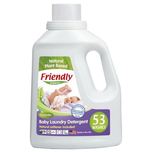 Detergent copii si bebe Levanda si Musetel 1567ml - 53 Spalari