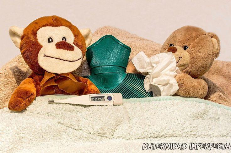 Como aliviar y tratar los síntomas de un resfriado a nuestro bebé o niñ@: Nuestra experiencia y consejos. — Maternidad Imperfecta - Blog de una Mamá Friki
