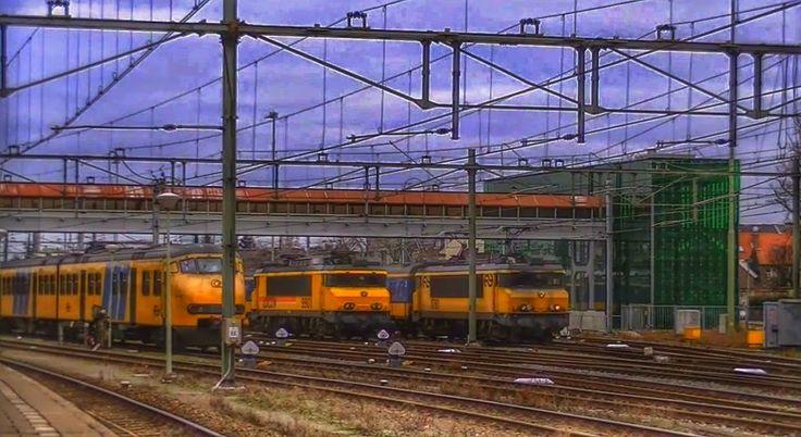 At station Maastricht