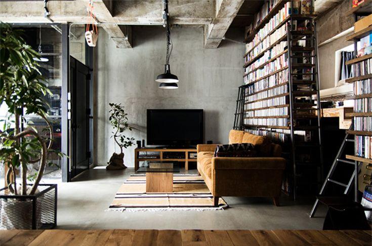 Nagoya Apartment Renovation by Eight Design