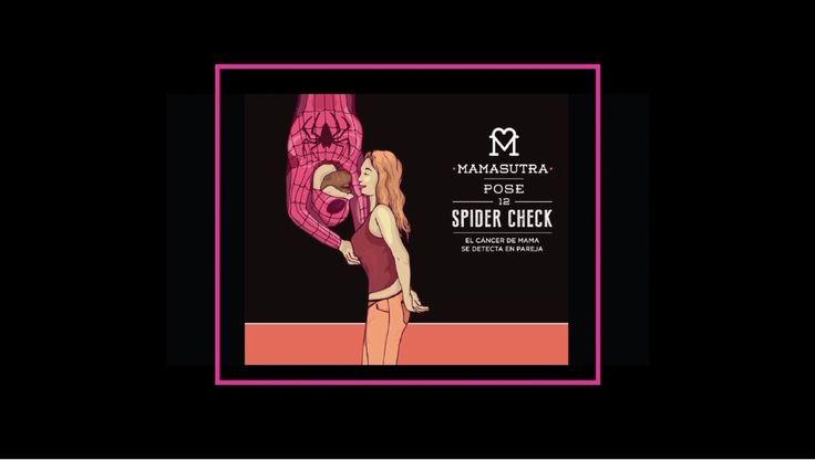 31の体位でラブラブ・セルフチェック!男性による触診を勧める、乳がん啓発キャンペーン | AdGang